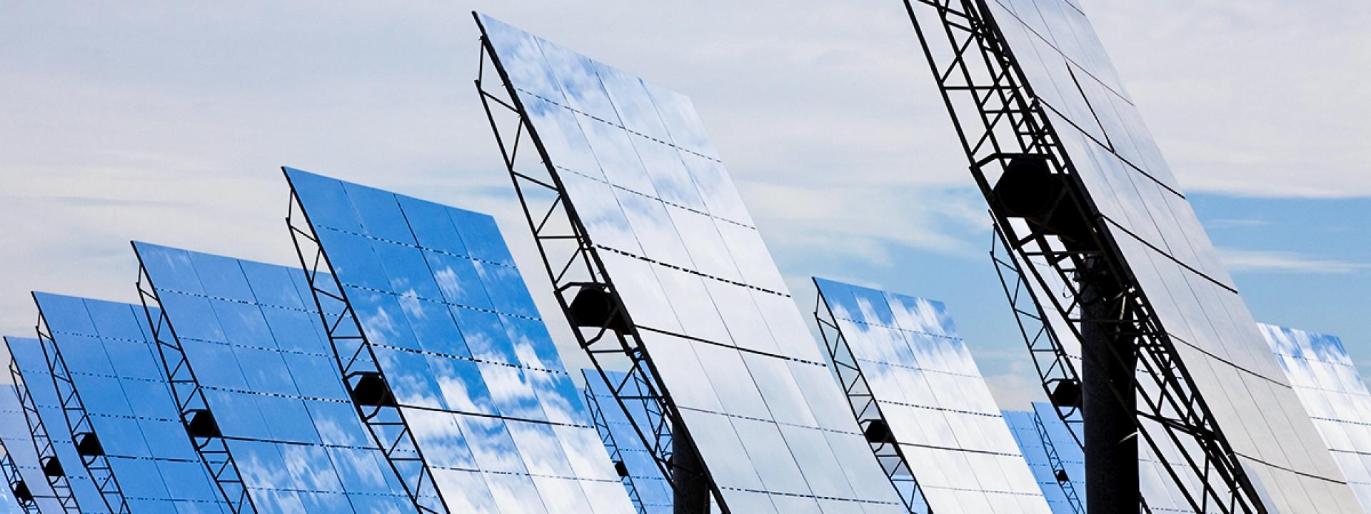 AGC Concentrating solar power