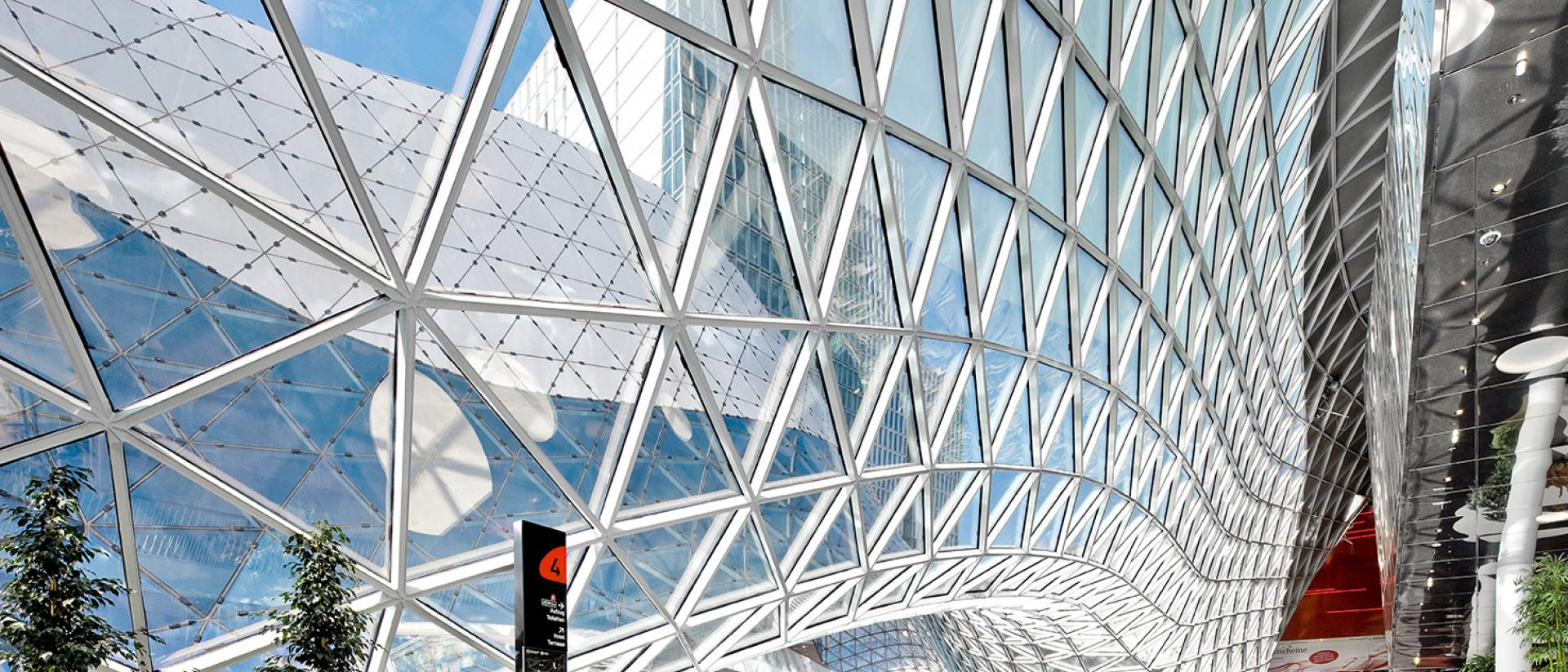 MyZeil shopping centre - Frankfurt, Germany