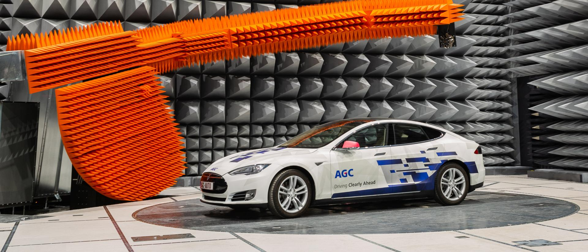 Anechoic chamber: an essential tool for developing connectivity