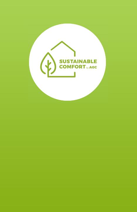 sustainable comfort agc