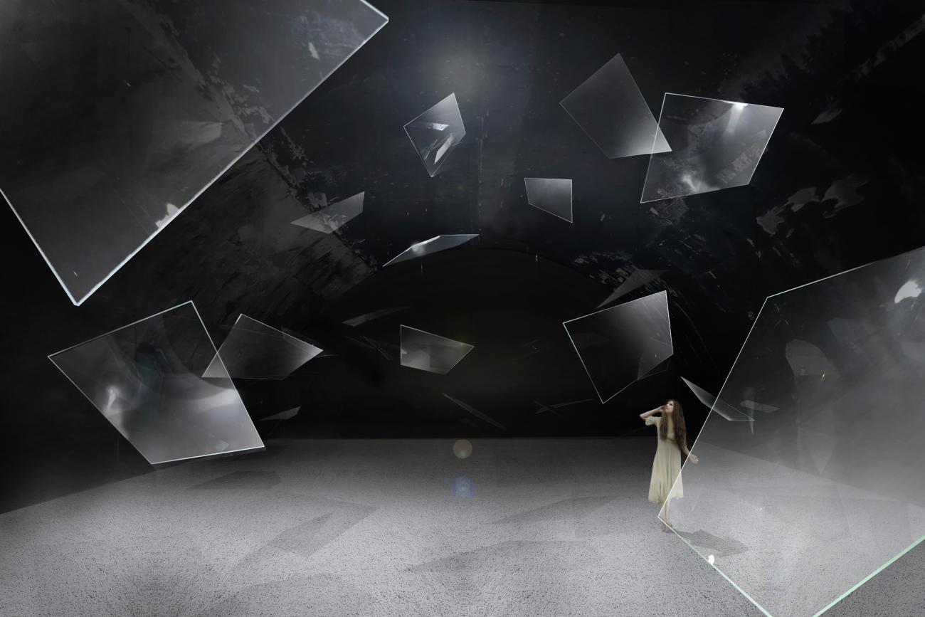 Agc to unveil sound generating glass at milan design week for Interni salone