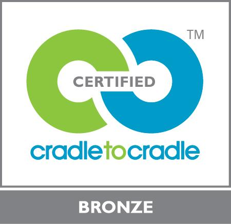 cradle-to-cradle bronze