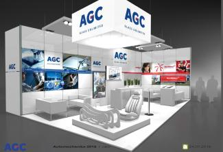 AGC at Automechanika 2018