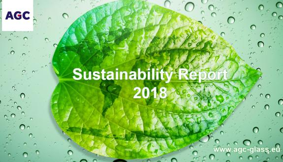 AGC Sustainability Report 2018