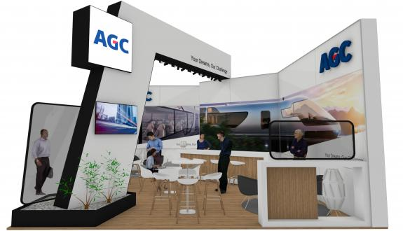 AGC TIV at Innotrans 2018