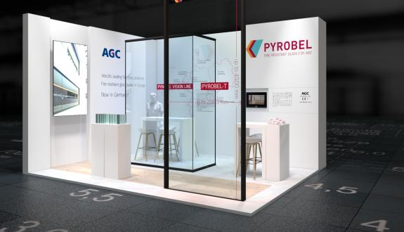 AGC at FeuerTrutz 2019