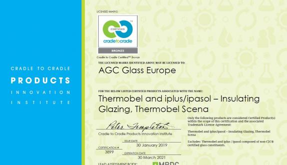 Cradle to Cradle design: Architects need look no further than iplus and ipasol for a full range of insulating glass with proven green credentials.